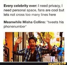 Misha spam