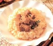 Risotto cu miel Risotto, Mashed Potatoes, Ethnic Recipes, Food, Honey, Whipped Potatoes, Smash Potatoes, Essen, Meals