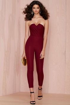 Nasty Gal Suspicious Minds Jumpsuit | Shop Clothes at Nasty Gal!