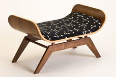 The Canopy Lounge in Eames Dots by CANOPYstudio on Etsy, $550.00