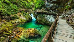 Gola di Vintgar Slovenia - Guida con Foto - Idee di viaggio - Zingarate.com