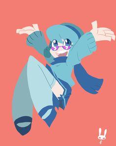 Milly Ayers,  una chica normal en tonos azules F0d7a4a7578140642b8a51c304ba73fe