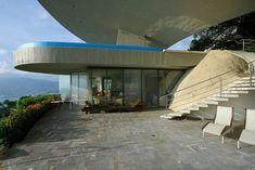 John Lautner | Arango House / Casa Marbrais in Acapulco Mexico