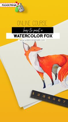 Learn All The Beginner Watercolor Basics