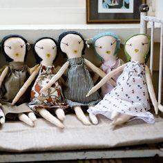 Jess Brown dolls make me smile