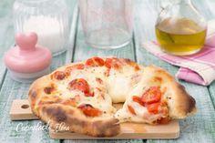 Pizza+5+minuti DA PROVARE :)