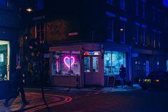 Cyberpunk Aesthetic, City Aesthetic, Purple Aesthetic, Aesthetic Desktop Wallpaper, Wallpaper Pc, Computer Wallpaper, Episode Interactive Backgrounds, Episode Backgrounds, Vaporwave
