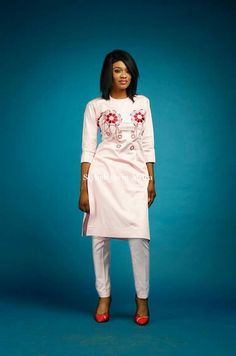 Senator Suit Styles for gorgeous Ladies Senator Suit Styles For Ladies African Attire, African Wear, African Women, African Dress, African Blouses, African Shirts, African Print Fashion, African Fashion Dresses, African Outfits
