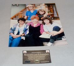 Kim Fields (DANCING WITH THE STARS) FACTS OF LIFE Autographed 8x10 COA Memorabilia Lane & Promotions