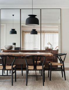 urbnite: Wishbone Chair by Hans Wegner