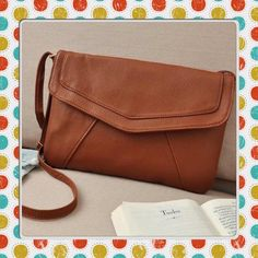 "12/9 HP Caramel Brown Vegan PU Purse/Clutch New Chic and versatile multipurpose vegan leather looking purse/clutch. Similar to style seen at ASOS. Strap can be stored inside or out for different wears...cross body, clutch, double strap purse; its your call!!!  Measures 8x11, strap drop extends up to 24"". First pic is stock photo, all others are of actual purse. Thx for looking! Reasonable offers considered. Bags"