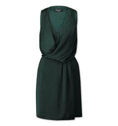 Functionimage view Kleid in dunkelgrün
