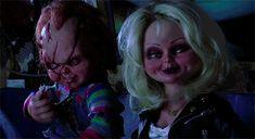 Check out all the awesome chucky gifs on WiffleGif. Including all the horror movie gifs, movie horror gifs, and película gifs. Movie Sequels, Horror Movie Characters, Best Horror Movies, Scary Movies, Kiara And Kovu, Bride Of Chucky, Creepy Monster, Spyro The Dragon, Haunted Dolls