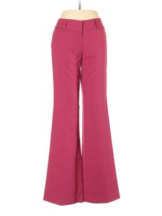 Ann Taylor LOFT Dress Pants: Size 2.00 Pink Women's Bottoms - New With Tags - $18.99