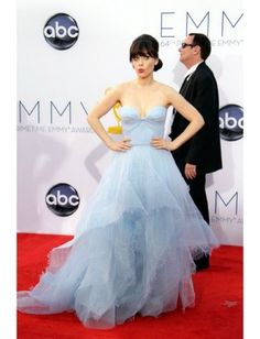 Love her and this dress!!
