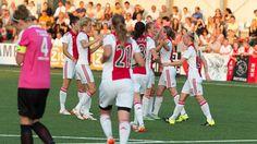 Ajax Vrouwen winnen ouverture - Ajax.nl