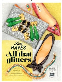 Cosmo UK FASHION: Lust haves