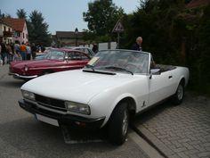 PEUGEOT 504 cabriolet 1981