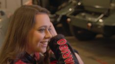 Making Of Video von Janine Poeltl - Vorarlbergs schnellste Lady