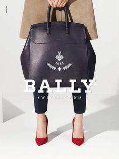Bally Accessories 2014 Campaign