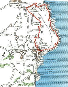 Robin Hoods Bay, North Yorkshire, Sagittarius, Walks, United Kingdom, Places To Visit, Coast, England, Holidays