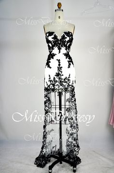Lace Prom Dresses High Low Prom Dresses 2014 Prom by MissDressesy, $189.00