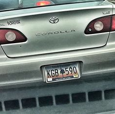 Nice try. Switching to Toyota Corollas to blend in but I still see you. #russia #kgb