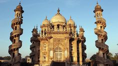 Mohabbat Maqbara is a beautifully built mausoleum in Junagadh, India, which was once home to the Nwabs of Junagadh (the district's rulers). ...