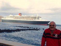 Queen Mary 2 auf La Palma