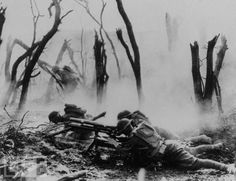 The Forest of Death, 1918