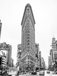 The Historic Flatiron Building by Sergio Torres Baus on 500px
