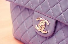 Imagem de chanel, bag, and purple