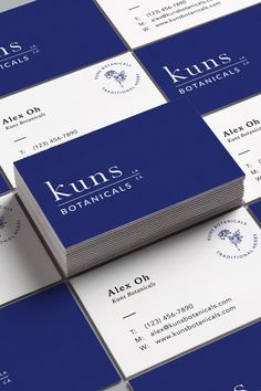 Branding For Kuns Botanicals In LA California By Lagom Creative Detroit Michigan A Holistic Skincare Company That Is Committed To Advancing