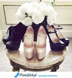 Piękne buty na obcasie! Nude najlepsze