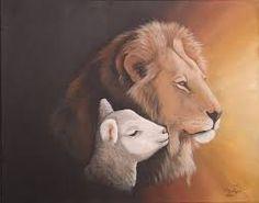 leão e cordeiro - Pesquisa Google