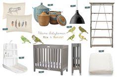 Inspiratie voor de babykamer 2011 / 2012 - Nieuws - Hippe Mama's