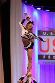 Brandon Senior Black The Cheerleading Worlds 2014