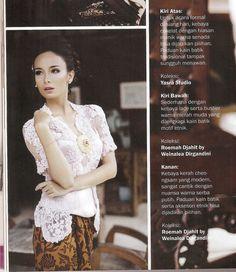 Roemah Djahit by Weinalea Dirgandini for majalah KARTINI