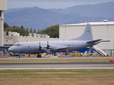 RAAF Orion at Air NZ in Christchurch  Type: Lockheed AP-3C Registration: A9-661 Location: Christchurch International Airport Date: 07/04/2013