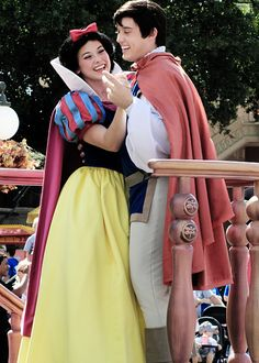 Snow White and her Prince ❤