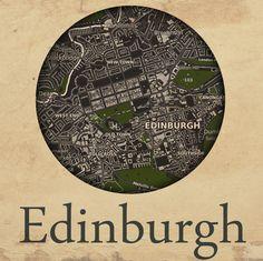 Cities edition - Edinburgh