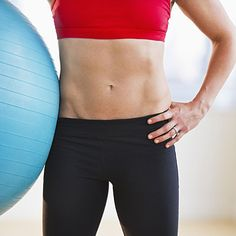 Bye-Bye, Belly - Check out these 50 tummy-shrinking tips!!  #Toned #ABS