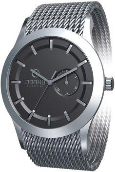 Obaku Harmony Men v124gcbmc | EVOSY | The Premier Destination for Watches and Accessories