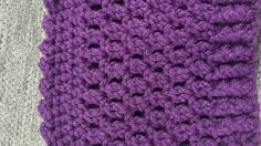 Womens Purple Crochet Boot Cuffs by TrishsCrochetCloset on Etsy