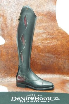 Style My Ride's DeNiro boots: come create your masterpiece with us. Email us at stylemyride12@gmail.com