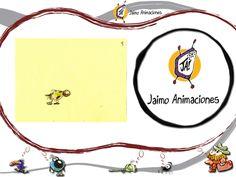 Pantalla del proyecto multimedial desarrollado para Jaimo.-
