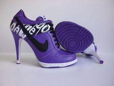 d3e2a4a72b2 Tennis Shoes Stilettos The Converse High Heel Sneakers. Converse FemininoTênis  FemininoSapatos LindosSaltos NikeTênis De Salto AltoTendências ...