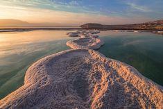 El mar Muerto se está secando