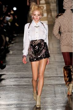 Vivienne Westwood Alice inspired collection A/W 2011-2012