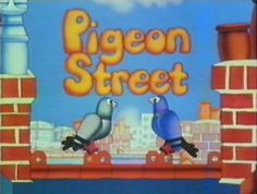 Pigeon Street > Television   DoYouRemember.co.uk